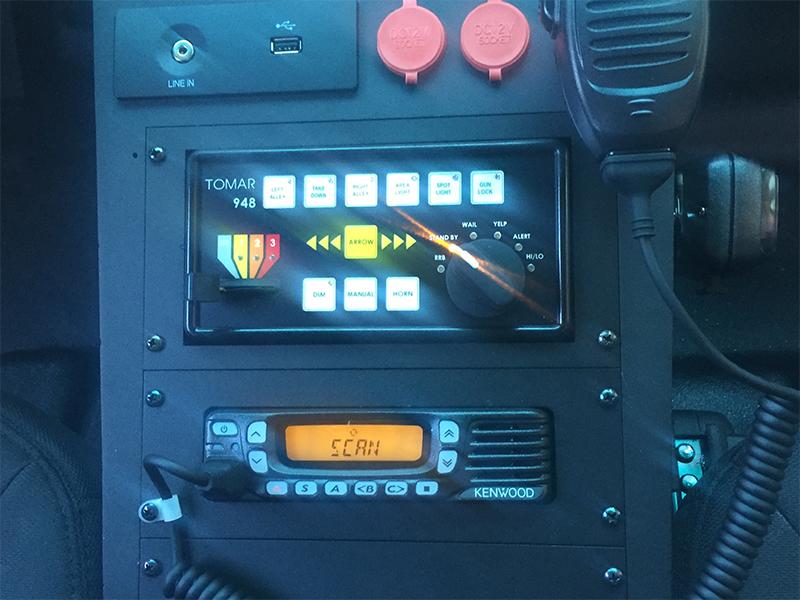 SCSO Ford Interceptor